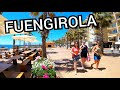 ⁴ᴷ FUENGIROLA walking tour, Costa del Sol, Andalusia, Spain